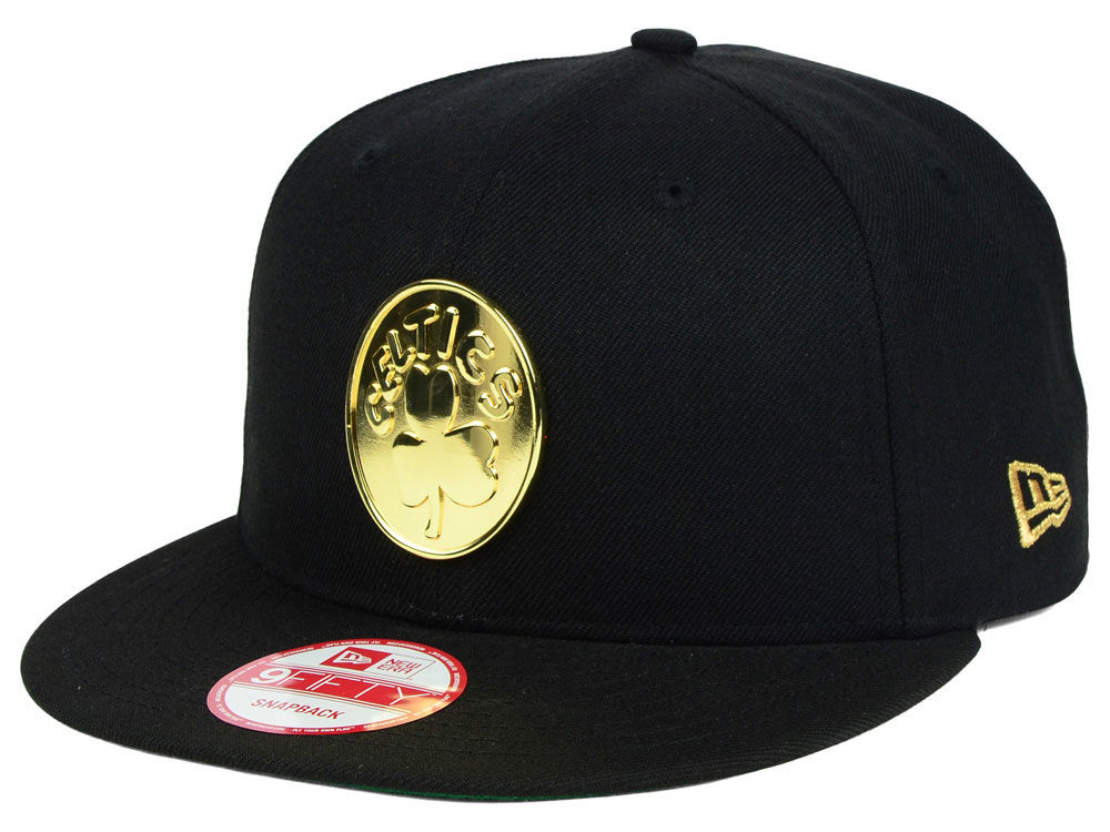 fee9d17a8b152 ... hot boston celtics new era nba hwc league ogold 9fifty snapback cap  21a16 0807c ireland mens ...
