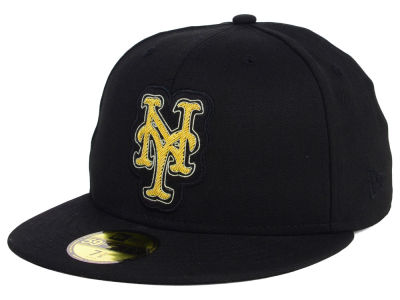 New York Mets New Era MLB Beaded Logo 59FIFTY Cap