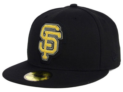 San Francisco Giants New Era MLB Beaded Logo 59FIFTY Cap