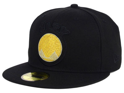 Golden State Warriors New Era NBA HWC Beaded Logo 59FIFTY Cap