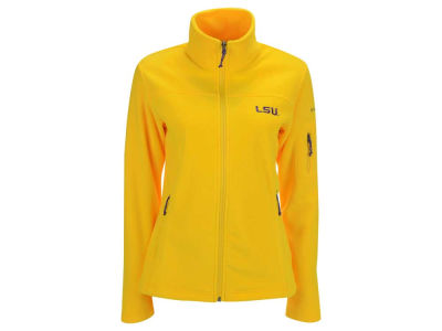 LSU Tigers Columbia NCAA Womens Give and Go Jacket