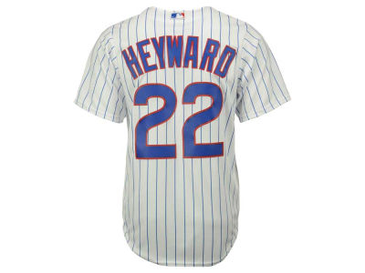 Chicago Cubs Jason Heyward Majestic MLB Men's Player Replica CB Jersey