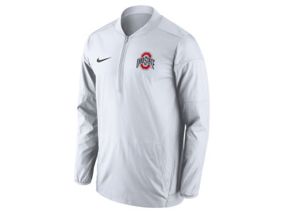 Ohio State Buckeyes Nike NCAA Men's Lockdown Half Zip Jacket