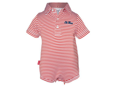 Ole Miss Rebels NCAA Newborn Carson Polo Creeper