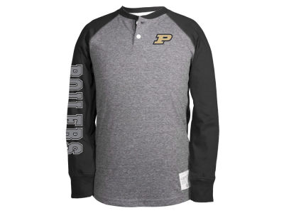 Purdue Boilermakers NCAA Youth Ryland Long Sleeve Raglan T-Shirt