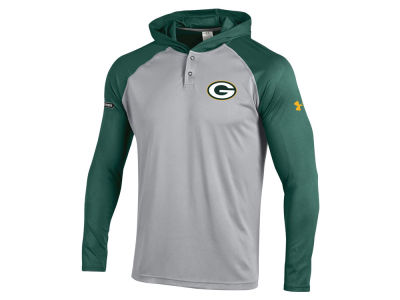Green Bay Packers Under Armour NFL Men's Tech Hoodie