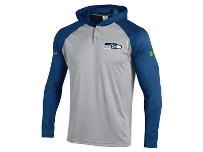 Seattle Seahawks Under Armour NFL Men's Tech Hoodie