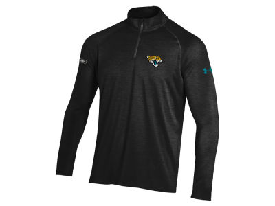 Jacksonville Jaguars Under Armour NFL Men's Twist Tech Quarter Zip Pullover