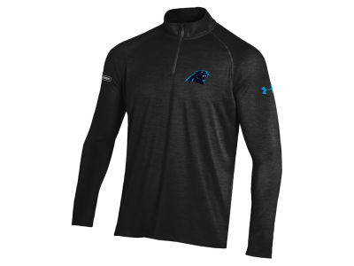 Carolina Panthers Under Armour NFL Men's Twist Tech Quarter Zip Pullover