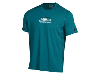 Jacksonville Jaguars Under Armour NFL Men's Raid Novelty T-Shirt
