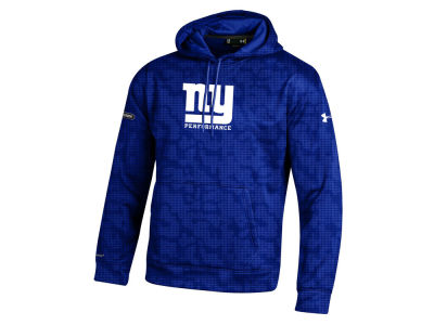 New York Giants NFL Men's Armour Fleece Novelty Hoodie