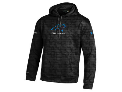 Carolina Panthers NFL Men's Armour Fleece Novelty Hoodie