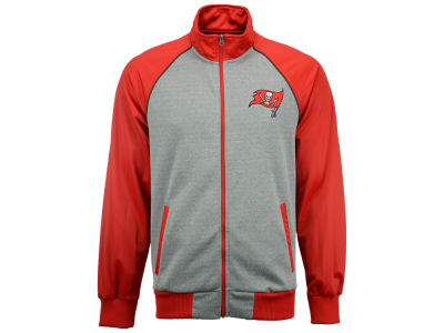 Tampa Bay Buccaneers GIII NFL Men's Throwback Track Jacket