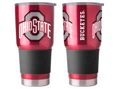 Ohio State Buckeyes 30oz Stainless Steel Ultra Tumbler
