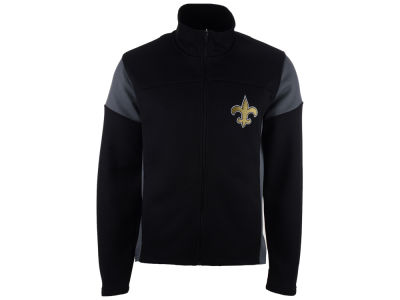 New Orleans Saints GIII NFL Men's Draw Play Jacket
