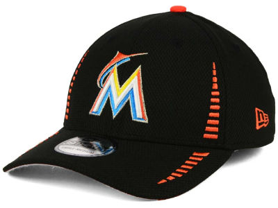 Miami Marlins New Era MLB Hardball 39THIRTY Cap