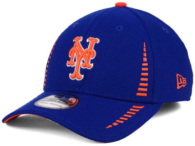 New York Mets New Era MLB Hardball 39THIRTY Cap