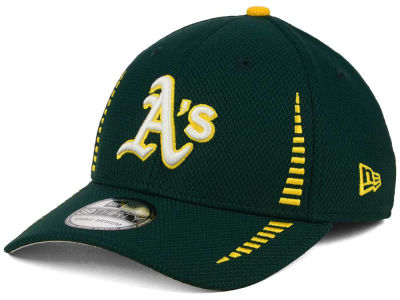 Oakland Athletics New Era MLB Hardball 39THIRTY Cap