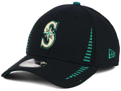 Seattle Mariners New Era MLB Hardball 39THIRTY Cap