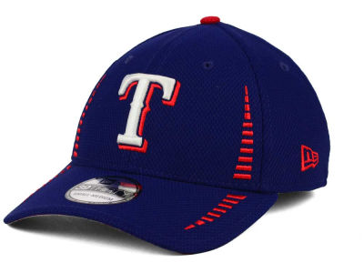 Texas Rangers New Era MLB Hardball 39THIRTY Cap