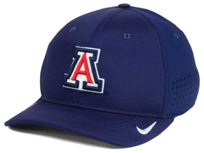 Arizona Wildcats NCAA Youth Sideline Swoosh Flex Cap