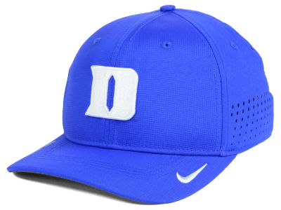 Duke Blue Devils Nike NCAA Youth Sideline Swoosh Flex Cap