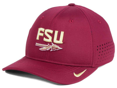 Florida State Seminoles NCAA Youth Sideline Swoosh Flex Cap