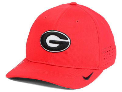 Georgia Bulldogs NCAA Youth Sideline Swoosh Flex Cap