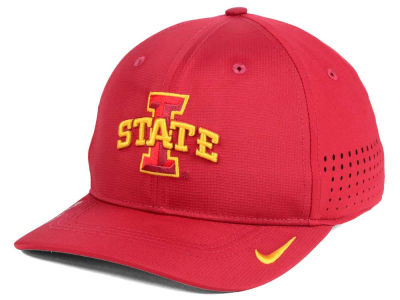 Iowa State Cyclones Nike NCAA Youth Sideline Swoosh Flex Cap