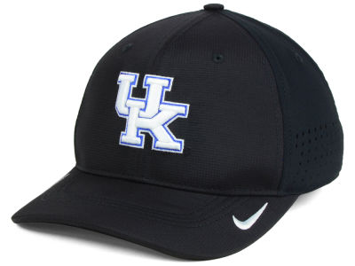 Kentucky Wildcats NCAA Youth Sideline Swoosh Flex Cap