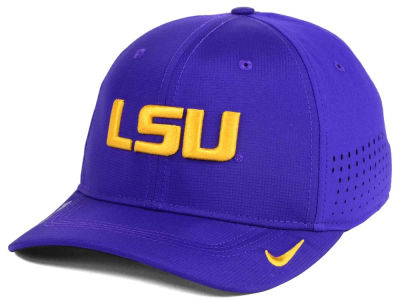 LSU Tigers NCAA Youth Sideline Swoosh Flex Cap