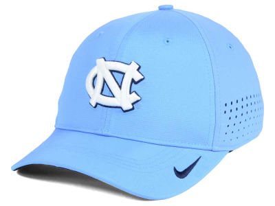 North Carolina Tar Heels NCAA Youth Sideline Swoosh Flex Cap