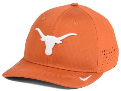 Texas Longhorns NCAA Youth Sideline Swoosh Flex Cap