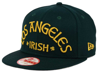 Los Angeles DKG Celtic City 9FIFTY Snapback Cap