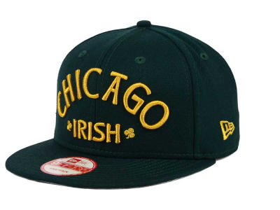 Chicago DKG Celtic City 9FIFTY Snapback Cap