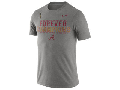Alabama Crimson Tide Nike NCAA Men's Forever Champions Legend T-Shirt