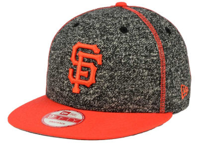 San Francisco Giants New Era MLB Panel Stitcher 9FIFTY Snapback Cap