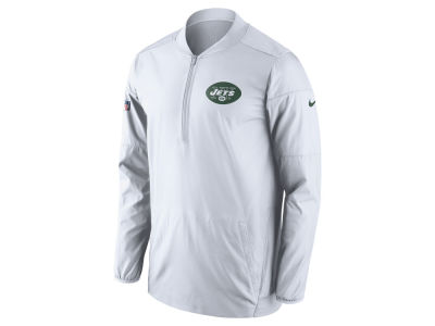 New York Jets Nike NFL Men's Lockdown Half Zip Pullover