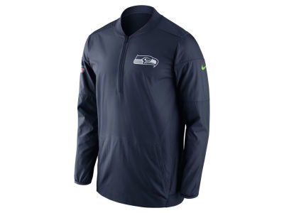 Seattle Seahawks Nike NFL Men's Lockdown Half Zip Pullover