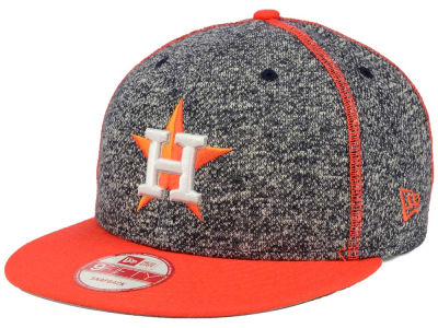 Houston Astros New Era MLB Panel Stitcher 9FIFTY Snapback Cap