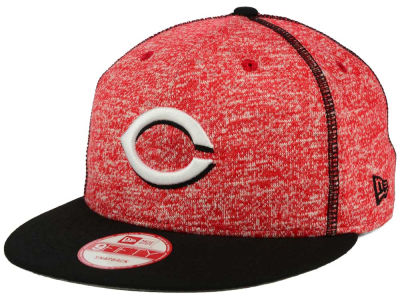 Cincinnati Reds New Era MLB Panel Stitcher 9FIFTY Snapback Cap