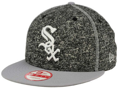 Chicago White Sox New Era MLB Panel Stitcher 9FIFTY Snapback Cap