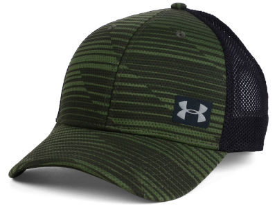 Under Armour Printed Blitzing Trucker Cap