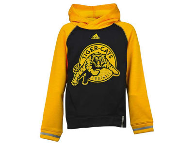 Hamilton Tiger-Cats CFL Youth Player Perf Hoodie
