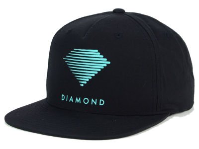 Diamond West Wind Snapback Cap