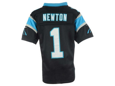 Carolina Panthers Cam Newton Nike NFL Youth Limited Jersey