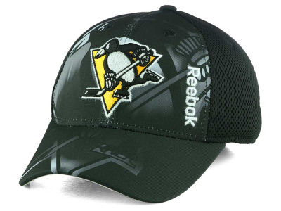 Pittsburgh Penguins Reebok NHL 2nd Season Structured Adjustable Cap