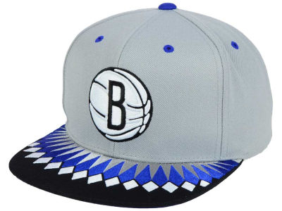 Brooklyn Nets Mitchell & Ness NBA TC Variant Snapback Cap