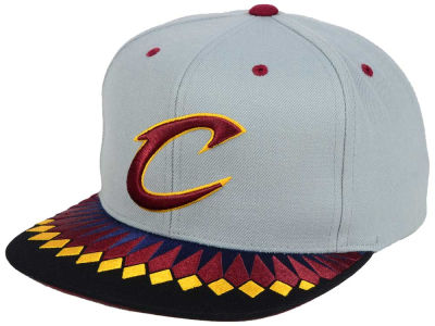 Cleveland Cavaliers Mitchell and Ness NBA TC Variant Snapback Cap