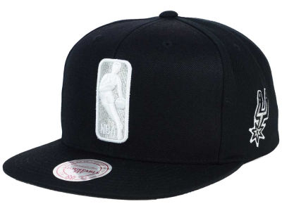 San Antonio Spurs Mitchell and Ness The League Snapback Cap